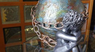 La Pro Loco di Nocera Inferiore dona una scultura in occasione della giornata in memoria delle vittime del Covid.